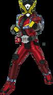 Kamen Rider Geiz in City Wars
