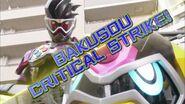 Bakusou Critical Strike Blast (Prelude (2))