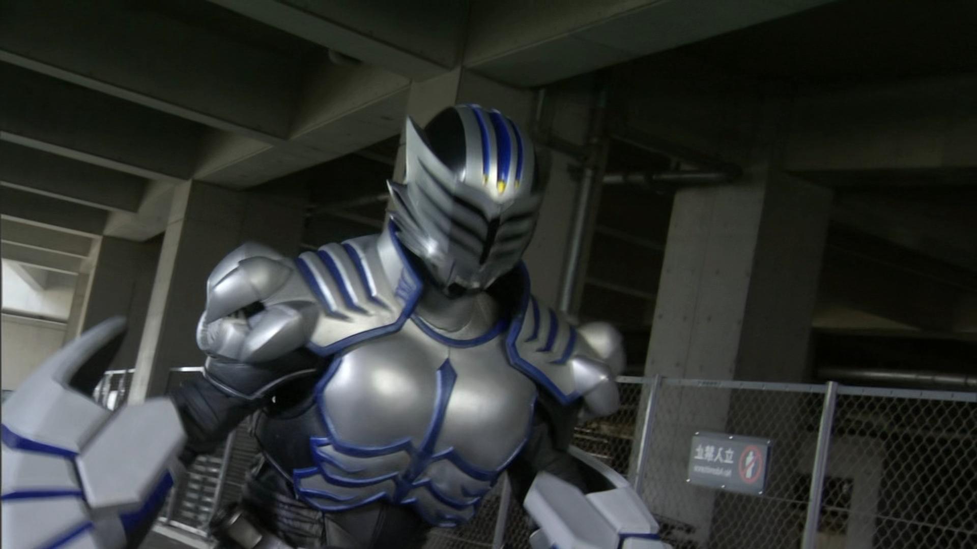Kamen Rider Tiger (A.R. World)