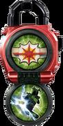 KRGa-Stronger Lockseed opened