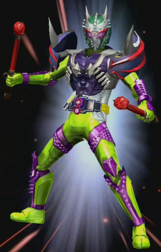 Kamen Rider Bravo