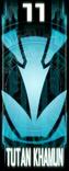 KRGh-Tutankhamun Ghost Eyecon (Top Sticker)
