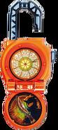 KRGa-Fresh Orange Lockseed Opened