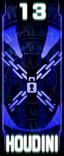 KRGh-Houdini Ghost Eyecon (Top Sticker)
