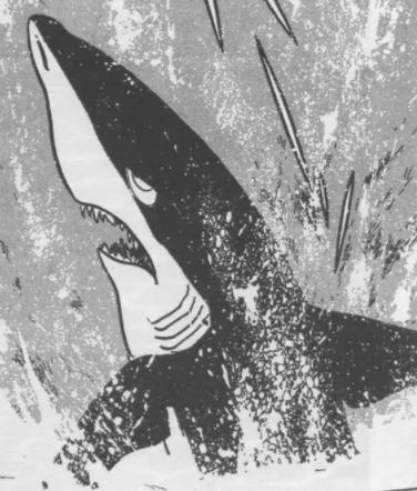 Shark Mutant