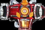 KRGa-Genesis Driver (Lockseed-in)