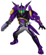 Kamen Rider OOO Putotyra in City Wars