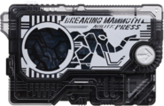 KR01-Breaking Mammoth Progrise Key