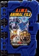 KRSa-A.I.M.S. Animal File Wonder Ride Book