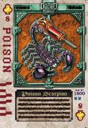 KRBl-Poison Scorpion Rouse Card