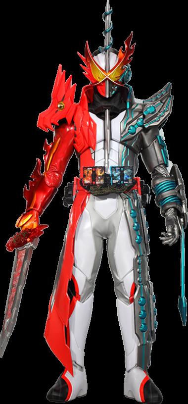 Kamen Rider Saber SO-DO 1 Full figure parts brave dragon,blaze lion,eden .etc