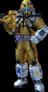 Kamen Rider Fourze Elek States in City Wars