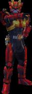 Kamen Rider Hibiki Armed in City Wars