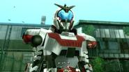 Kamen Rider Kabuto intro in Battride War Genesis