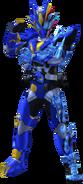 Kamen Rider Vulcan Rampage in City Wars