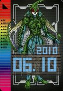 Mantis Imagin's Rider Ticket