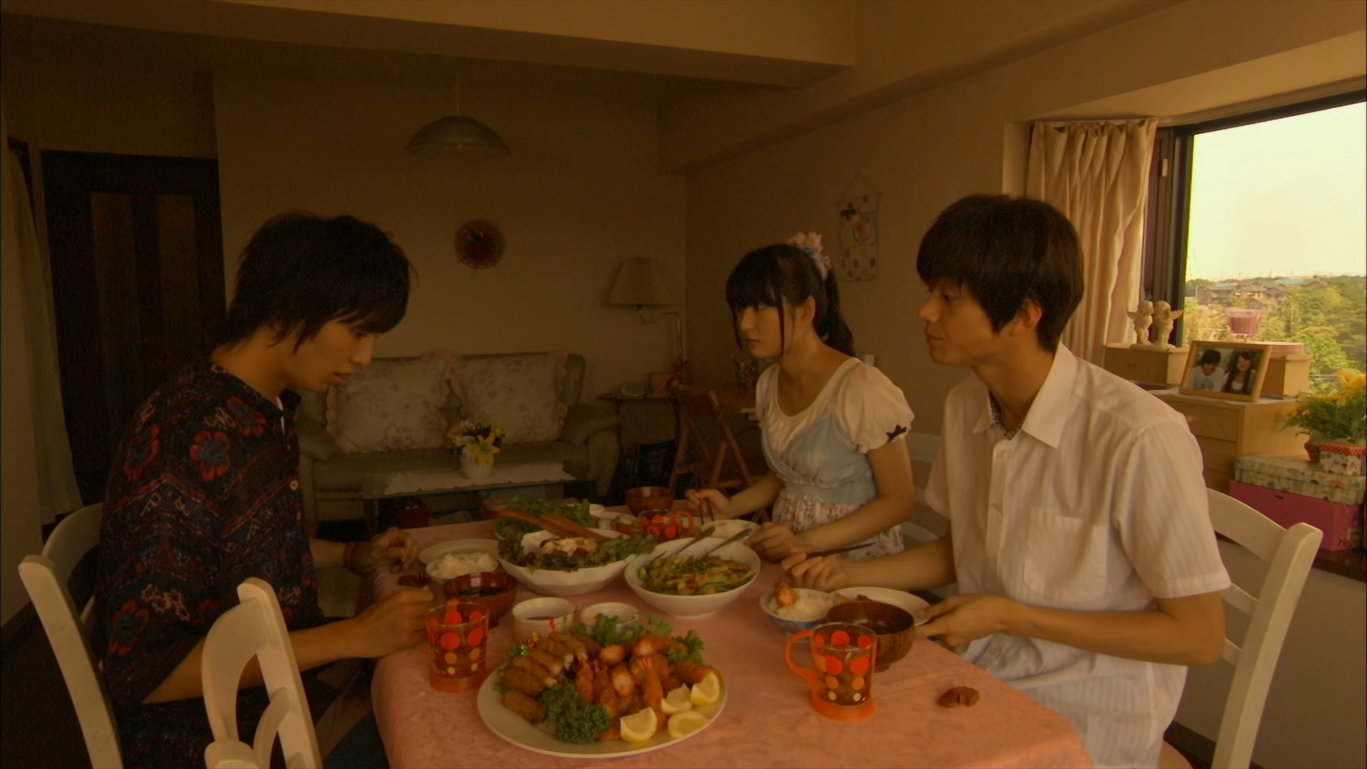 Siblings, the Rescue, and Eiji Leaves