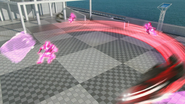 SpeeDrop Shadow Step 1