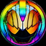 KRGh-Mugen Ghost Eyecon (Transformation Time)