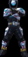 Kamen Rider Birth Prototype in City Wars