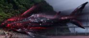 KR01-Biting Shark Rider Model (Ark)