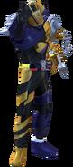 Kamen Rider Bulid KeyDragon in City Wars