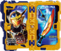 KRSa-Sengoku Gaim Emaki Wonder Ride Book (Transformation Page)