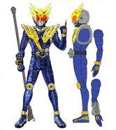 Kamen Rider Meteor Storm concept art