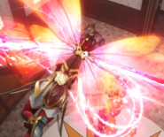 KRSa-Sabelakonchuudaihyakka (With Butterfly Wings)