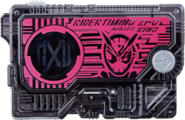 KR01-Rider Timing Zi-O Progrise Key