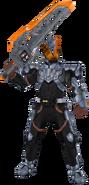 Kamen Rider Buster in City Wars
