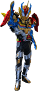 Kamen Rider Grease Perfect Kingdom in City Wars