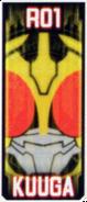 KRGh-Kuuga Ghost Eyecon (Top Sticker)