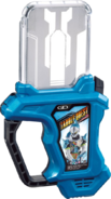 KREA-Taddle Quest Gashat (MF ver.)