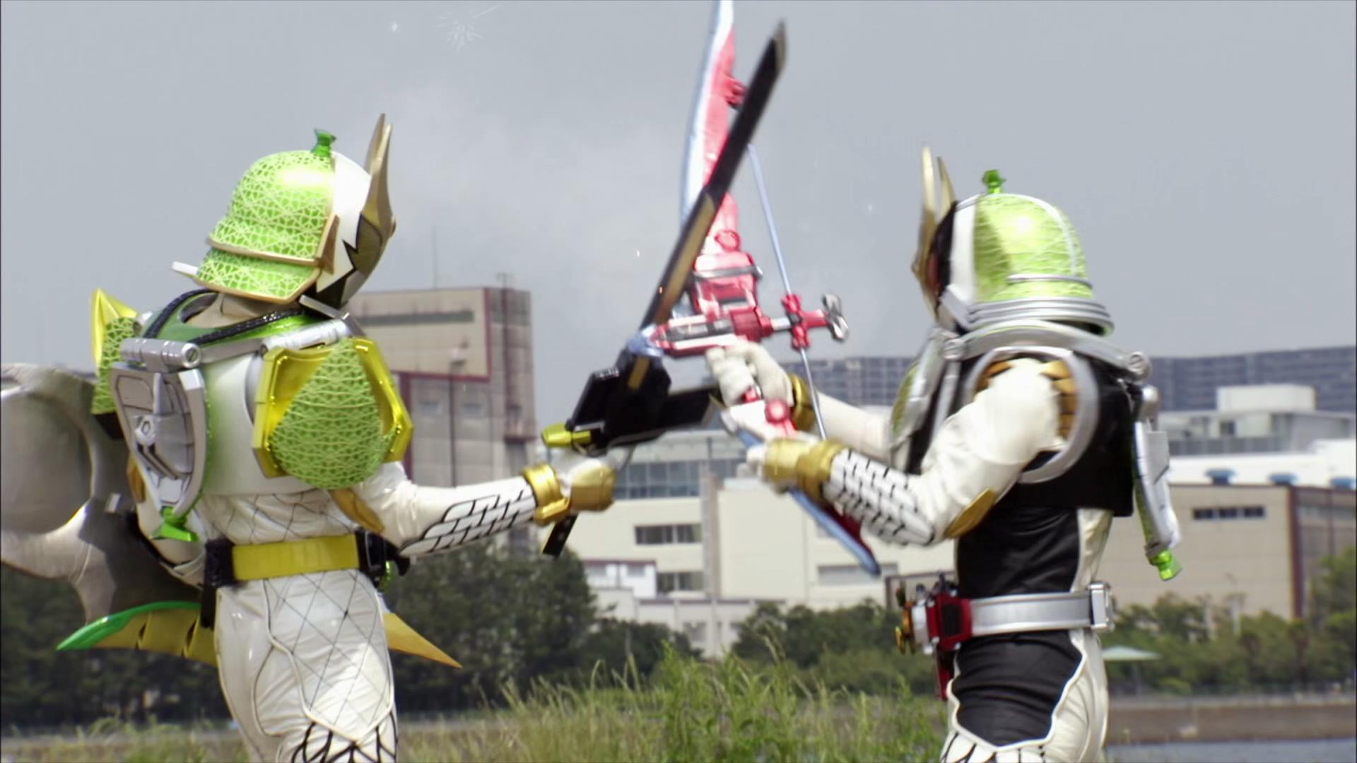Brothers' End! Zangetsu vs. Zangetsu Shin!