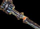KRGh-Gan Gun Saber Hammer Mode