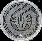 KRO-Denkiunagi Cell Medal