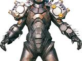 Psyco-Rogue (Ryuki)