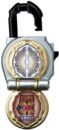 KRGa-Kurumi Lockseed Opened