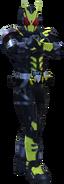 Kamen Rider 001 in City Wars