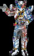 Kamen Rider Bulid Genius in City Wars