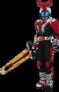 Kamen Rider Kabuto Hyper in City Wars