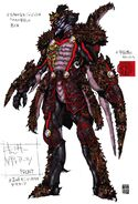 Cancer Zodiarts concept art