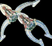 KRBl-Wild Slasher (Rousing Bow Mode)