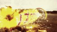 Trinity Time Break Burst Explosion (Saikyo Girade) Step 1