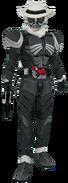 Kamen Rider Skull in City Wars