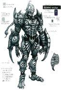 Scorpio Worm concept art