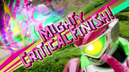 Mighty Critical Finish (Hammer) (Prelude)