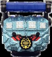 KRBu-Grease Blizzard Knuckle (Adapter)