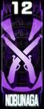 KRGh-Nobunaga Ghost Eyecon (Top Sticker)